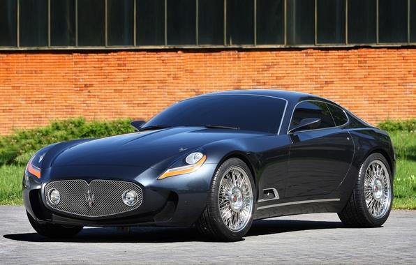 Картинка car, Maserati, concept