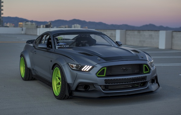 Картинка Concept, Mustang, Ford, мустанг, концепт, форд, RTR, 2014, Spec 5