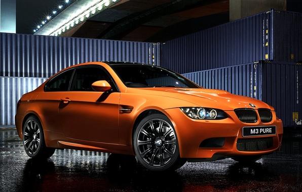Картинка Машина, Desktop, Orange, Car, 2012, Автомобиль, Beautiful, Coupe, Bmw, Wallpapers, E92, Красивая, Бмв, Обоя, Automobile, …