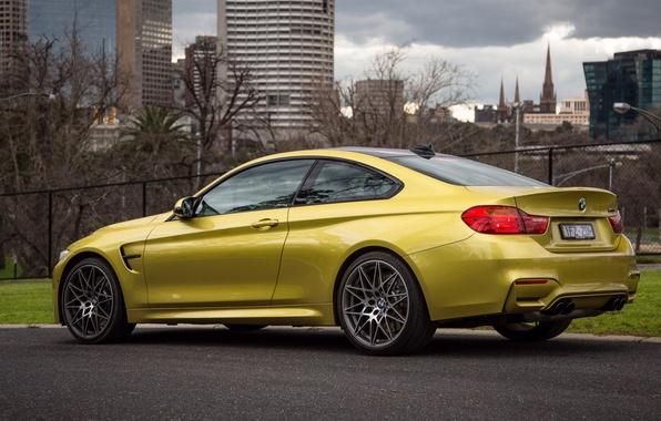 Картинка car, бмв, BMW, автомобиль, auto, Coupe, Competition Package, M4, м4