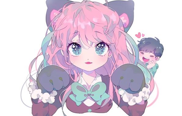 Картинка арт, девочка, osomatsu-san