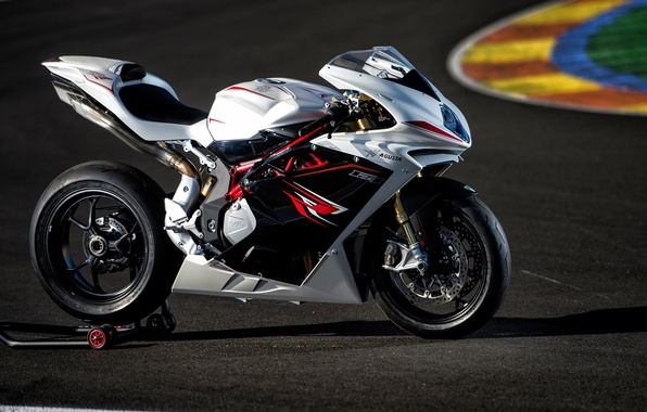 Картинка мотоцикл, байк, superbike, sportbike, MV Agusta F4 RR