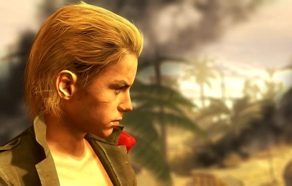 Картинка Metal Gear Solid V: The Phantom Pain, Metal Gear Solid 5, The Phantom Pain, Liquid, …