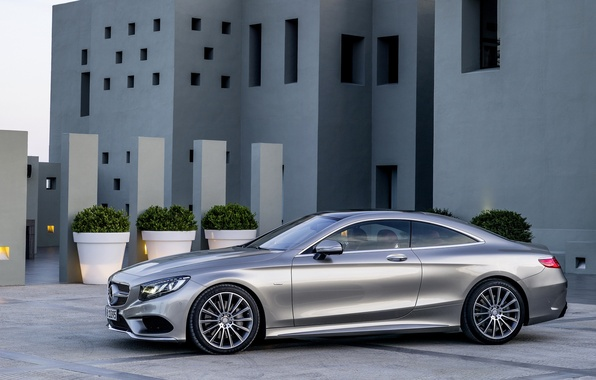 Картинка Coupe, Mercedes-benz, S-classe, W222