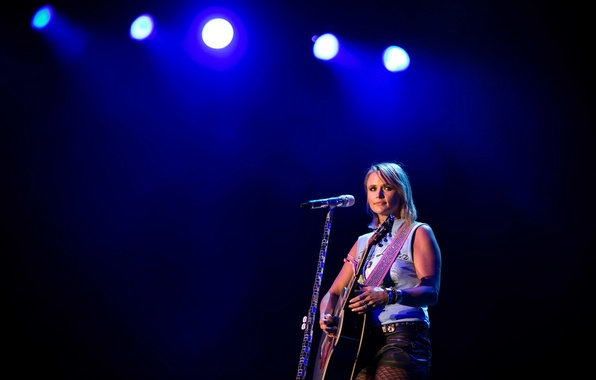 Картинка кантри, автор-исполнитель, американская певица, Miranda Lambert, Миранда Ламберт, Country Music Festival