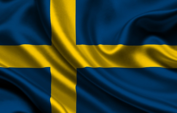 Картинка флаг, Швеция, sweden