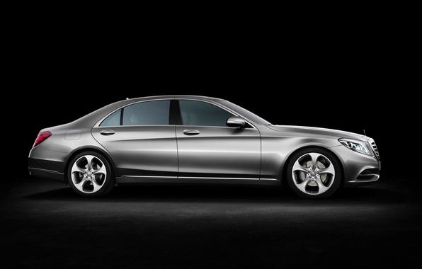 Картинка Mercedes-Benz, Mercedes, Mercedes S, S-class, W222