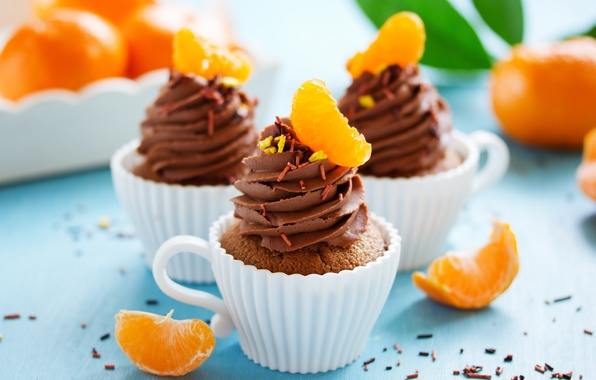 Картинка еда, шоколад, пирожное, cake, десерт, food, сладкое, chocolate, кексы, cream, cakes, dessert, торты, muffins