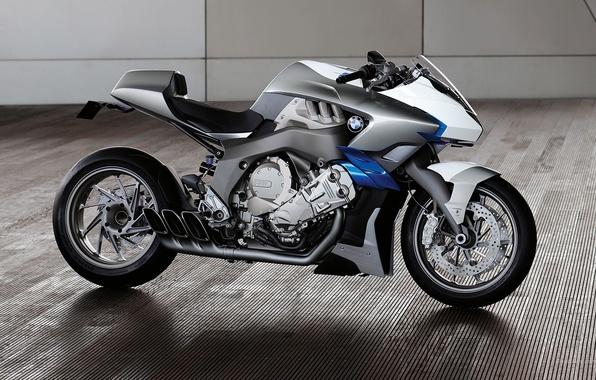 Картинка Concept, BMW, мотоцикл