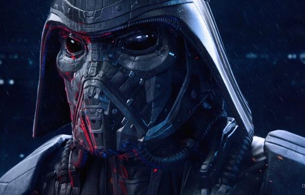 Картинка маска, Star Wars, злодей, шлем, Darth Vader, Звёздные войны