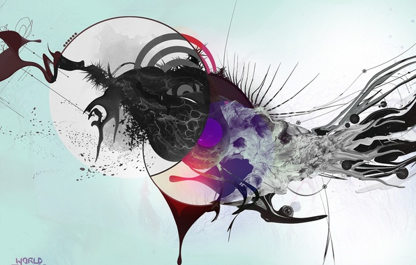 Картинка абстракция, разное, color abstract