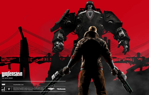 how to play wolfenstein the new order on xbox 360