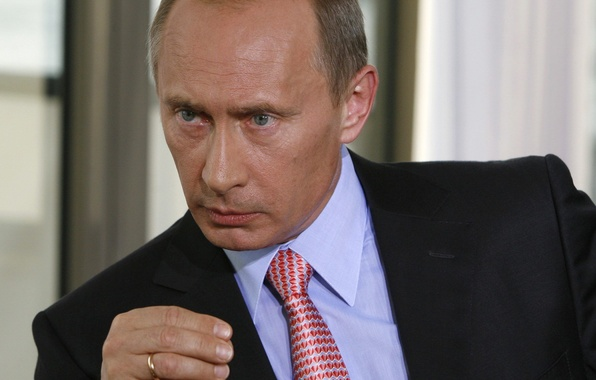 Картинка взгляд, президент, путин, владимир, премьер-министр, Vladimir Putin
