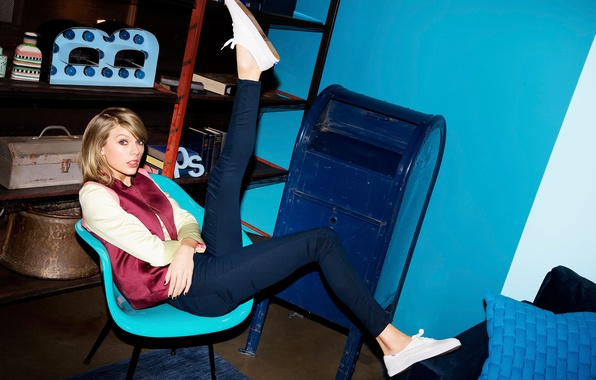 Картинка Taylor Swift, фотосессия, 2015, Keds