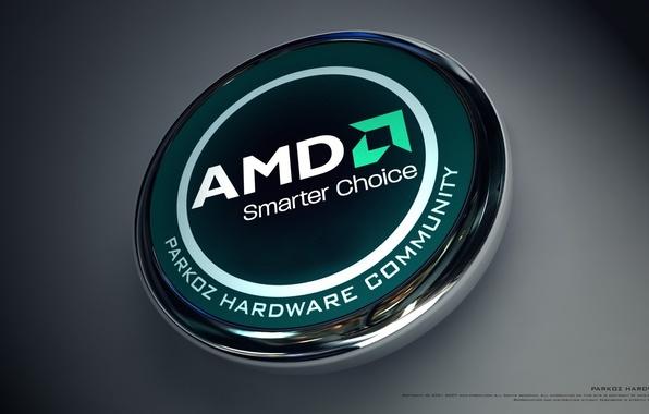 Картинка AMD, Dragon, процессор