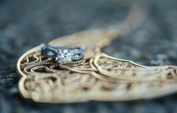 Картинка камень, кольцо, обручальное