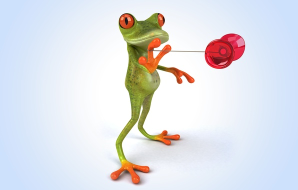 Similar images to Cute Frog cartoon   Shutterstock