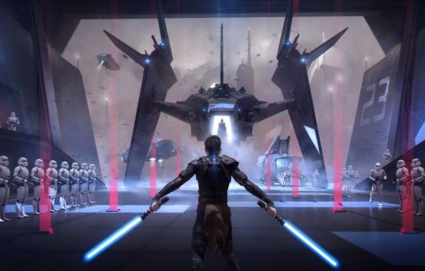 Картинка Star Wars, Звёздные войны, фан-арт