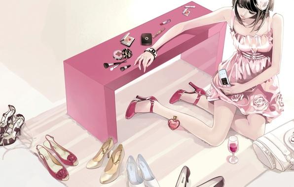 Косметика туфли