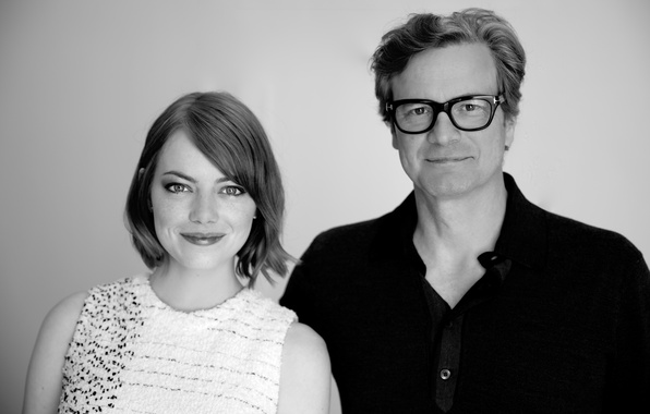 Картинка Emma Stone, Colin Firth, Magic in the Moonlight, Магия лунного света