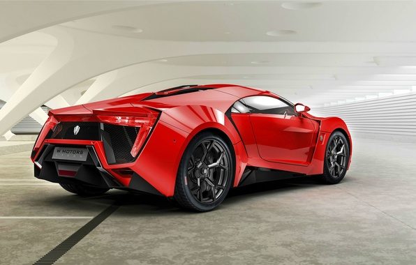 Картинка купе, суперкар, Lycan, Hypersport