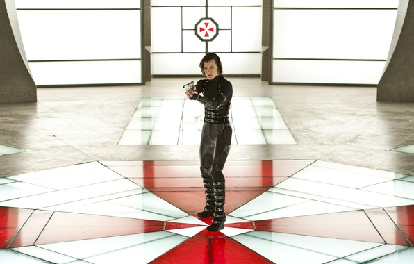 Картинка Обитель зла, Милла Йовович, Milla Jovovich, Alice, Возмездие, Resident Evil.Retribution