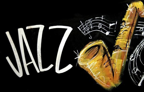 Картинка музыка, джаз, jazz