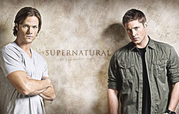 Картинка Supernatural, sam, сверхъестественное, dean