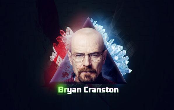 Фото обои амфетамин, абстракция, яркая, Mr.White, брайан крэнстон, человек, walter white, кровь, Bryan Lee Cranston, убийца, breaking ...