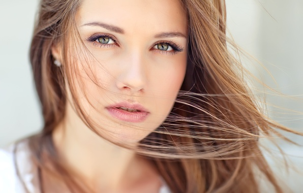 photo of girls face № 15020