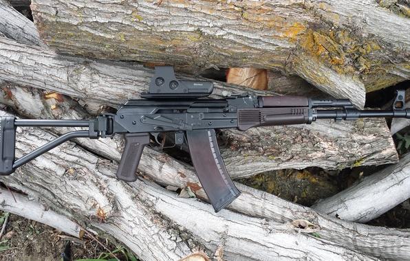 Картинка оружие, карабин, самозарядный, гладкоствольный, Вепрь-12