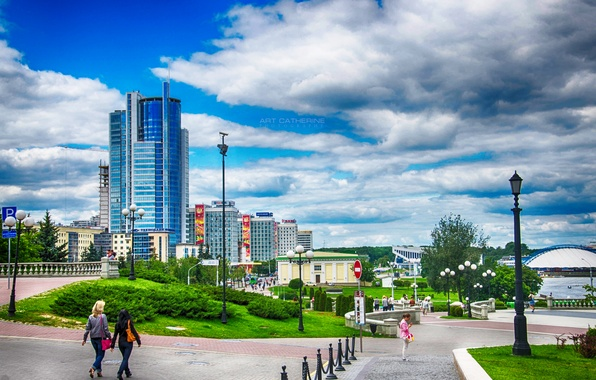 Картинка city, belarus, беларусь, минск, minsk