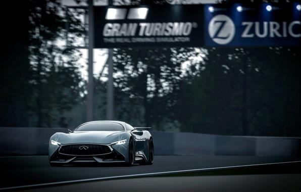 Картинка Concept, Infiniti, Vision, Gran Turismo