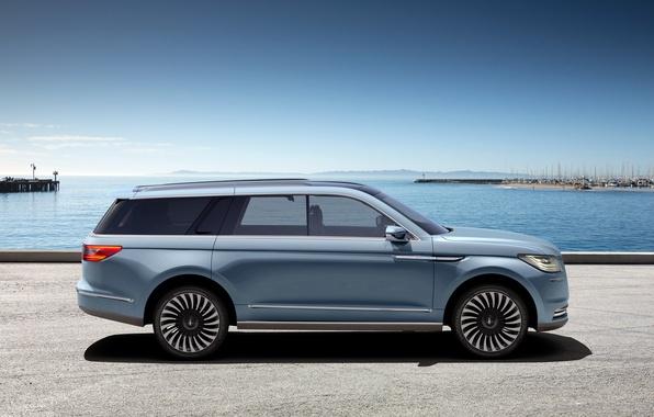 Картинка Lincoln, Concept, концепт, линкольн, навигатор, Navigator
