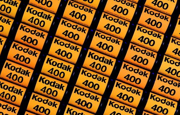 Картинка макро, фон, много, пленки, Kodak 400