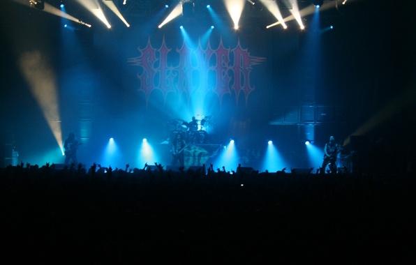 Картинка Концерт, Metal, Slayer