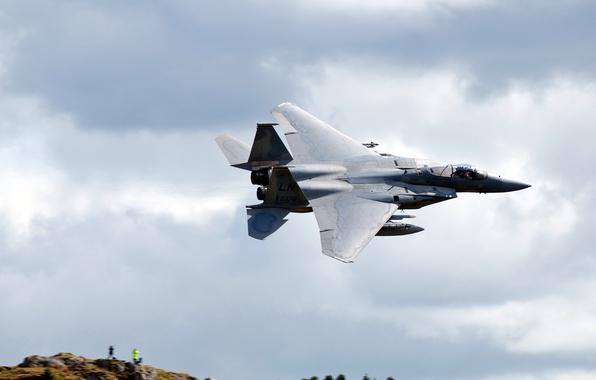 Картинка оружие, самолёт, F15C