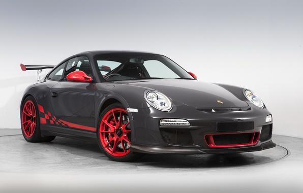 Фото обои 911, GT3, Porsche, порше, фон