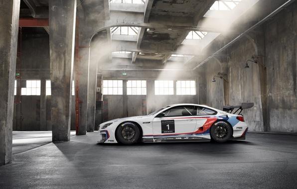Картинка спорт, бмв, BMW, GT3, Sport, 2015
