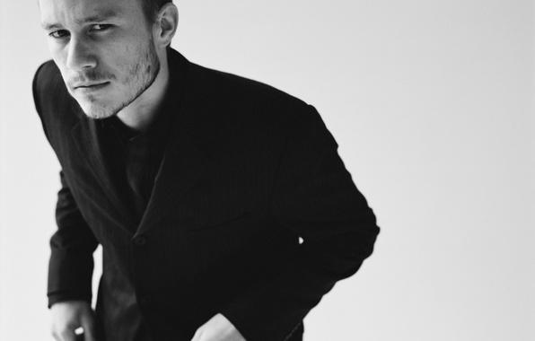 Картинка улыбка, наклон, актер, Heath Ledger, Хит Леджер