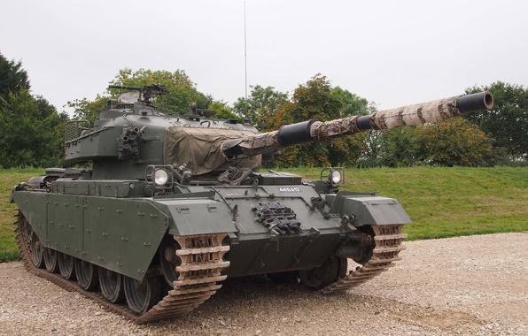 Картинка танк, бронетехника, средний, Centurion, MK-XII