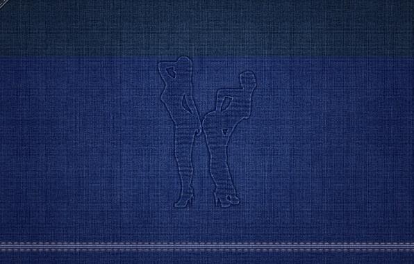 Рабочий стол обои джинса 3