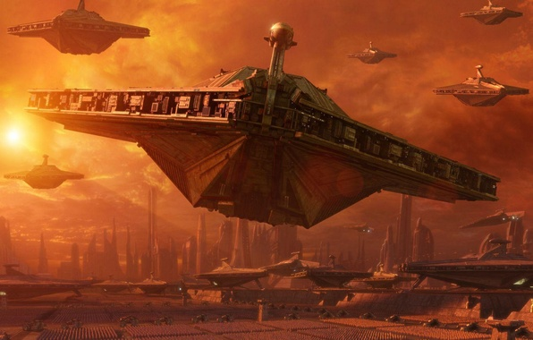 Картинка звездные войны, star wars, Звездный Разрушитель, Star Destroyer