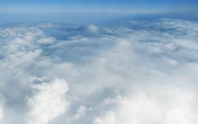 Картинка облака, Небо