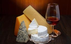 Картинка веревка, сыр, пробка, бокал.вино