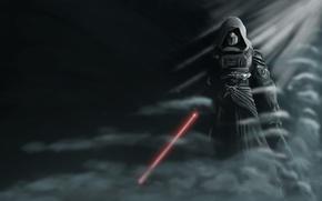 Картинка звездные войны, star wars, световой меч, ситх