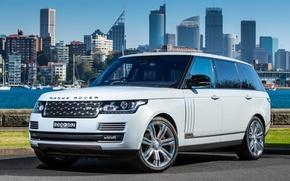 Обои Land Rover, Range Rover, ленд ровер, рендж ровер, Vogue, вог