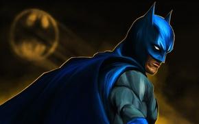 Обои Batman, супергерой, Arkham