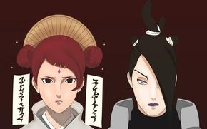 Обои game, Naruto Shippuden, Konoha, anime, strong, Naruto, powerful, woman, oriental, jinchuuriki, by indiandwarf, girl, asiatic, ...