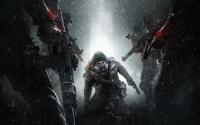 Обои Ubisoft, Tom Clancy's The Division, Survival, Game